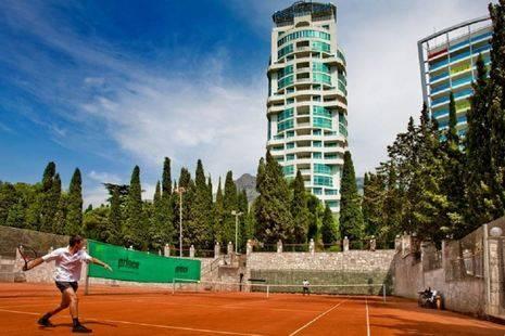 Отель Респект Холл