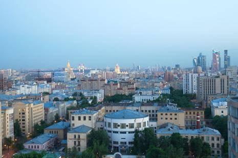 Новотель Москва Центр (Novotel Moscow Centre)