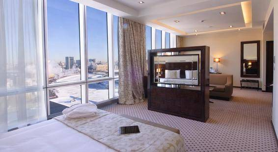 Crowne Plaza Moscow World Trade Centre