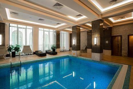 Movenpick Krasnaya Polyana Hotel (Ex.Горки Отель Сьют)