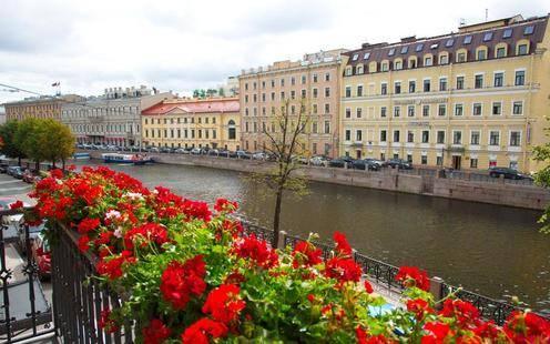 Domina Prestige St. Petersburg