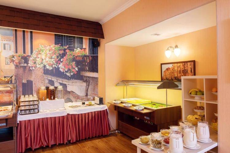 Максима Ирбис Отель (Maxima Irbis Hotel)