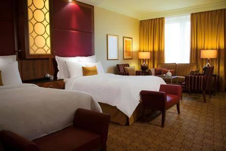 Renaissance Moscow Monarch Centre Hotel