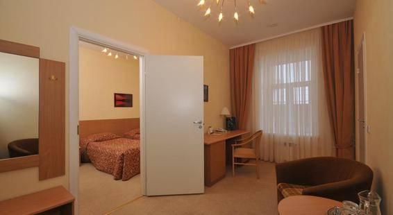Yekaterinburg-Tsentralny Hotel