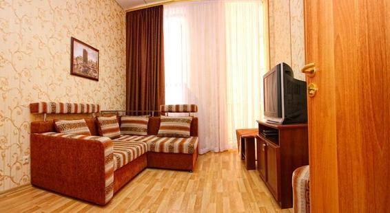 Отель Юнион