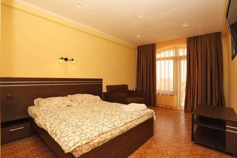 Отель Карамель