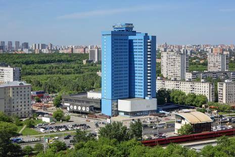 Park Tower Отель (Бывш. Молодежный)