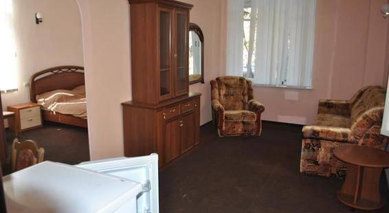 Отель Старый Парк