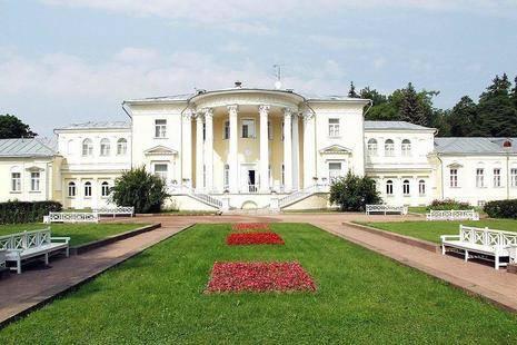 Санаторий Звенигород