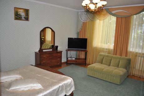Апартаменты Приморский Парк