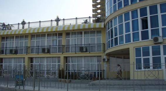 Отель Капитан