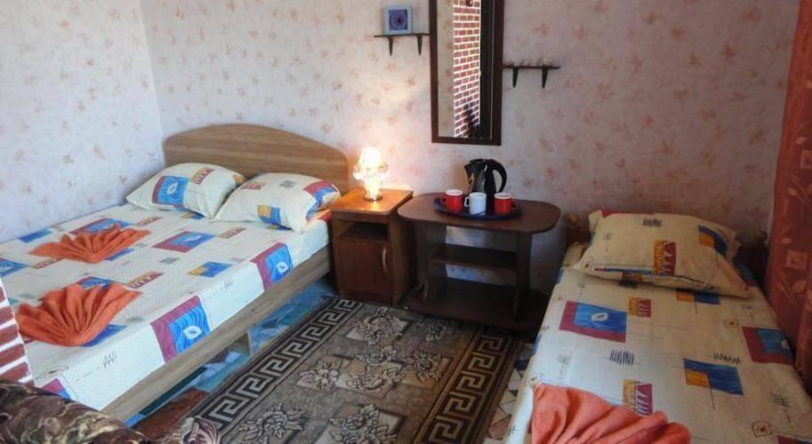 Отель Берёзка В Джемете