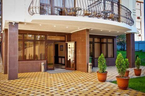 Отель Фаворит