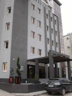 Отель Женофф