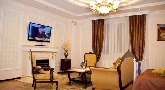 Отель Ричмэн