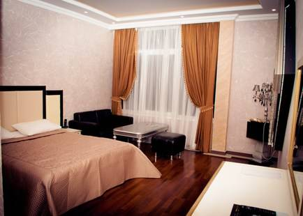 Отель Прайд