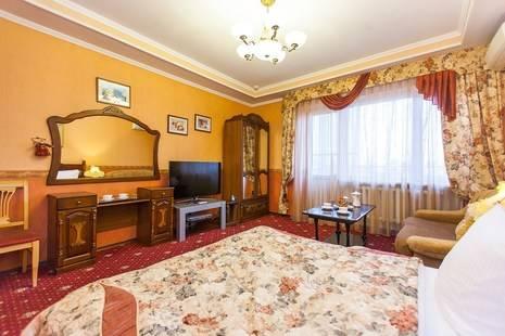Отель Уют