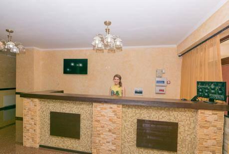 Отель Осипов