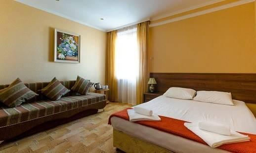 Отель Банановый Рай