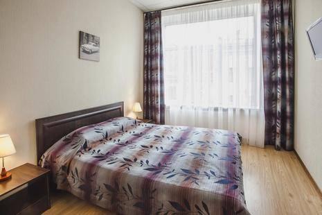 Отель Петервиль