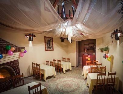 Гостиница Старый Дуб