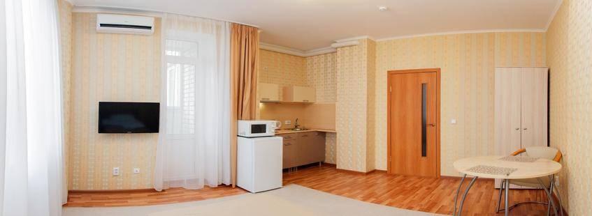 Дом Апартаментов Тюмень (Ex. Центральный Дом Апартаментов)