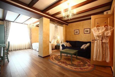 Отель Империал И Champagne Spa