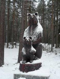 Медвежка