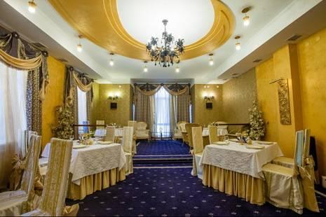 Отель Домбай Пэлас