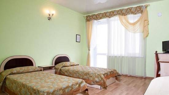 Voyazh Hotel