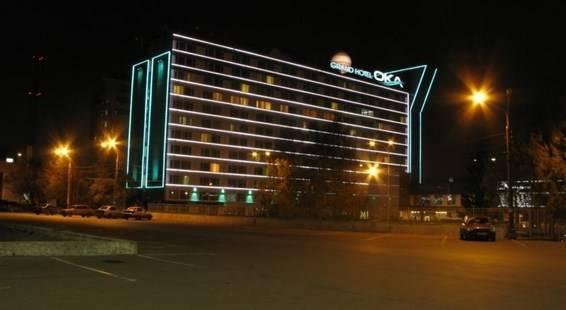 Ока, Гранд Отель (Корпус 3*)