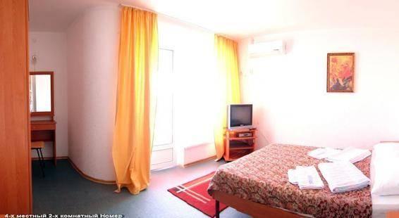 Отель Алый Парус