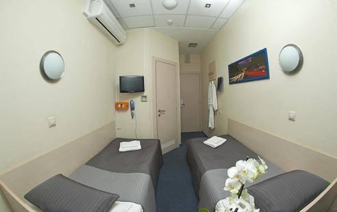 Отель Воздушный Экспресс (Air Express Inside Sheremetyevo Tranzit Zone)