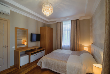 Отель Каштановый Особняк
