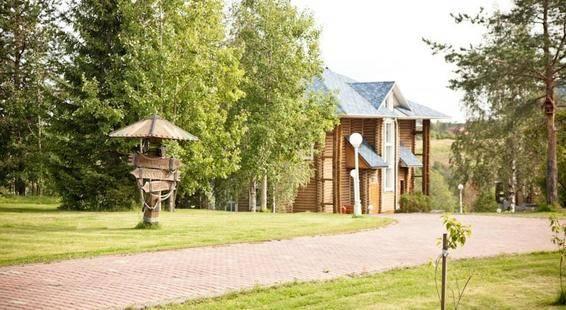 Гостиницы Малые Карелы