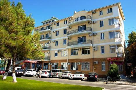 Отель Якорь