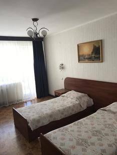 Отель Крымский