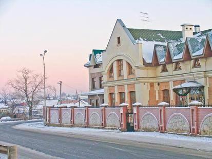 Раздолье, Загородный Отель-Клуб