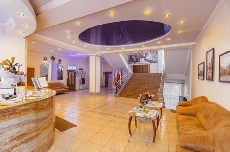 Гостиница Золотая Бухта