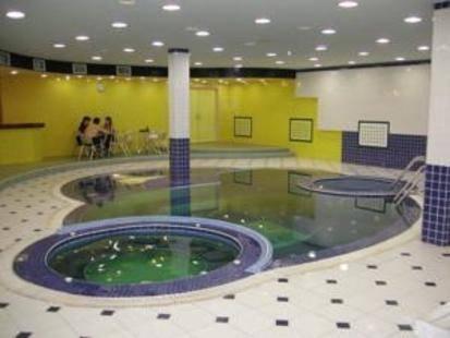 Гостиница Мир Фитнеса