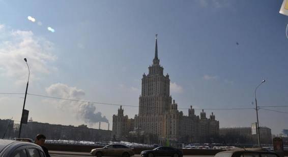 Московские Улочки На Краснопресненской
