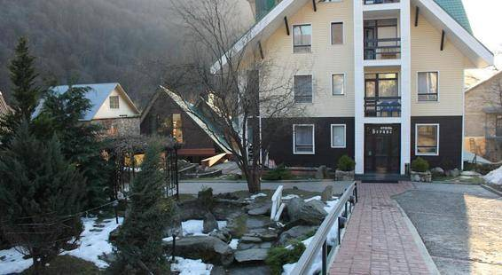 Беринг Отель