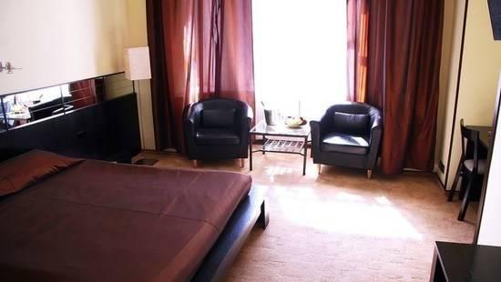Гостиница Стоуни Айлэнд