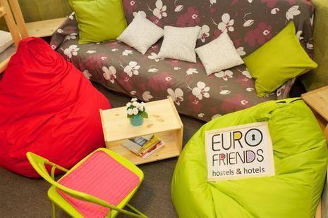 Eurofriends На Звенигородской