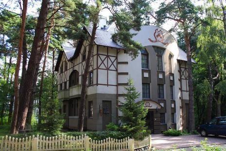Отель Дом Сказочника