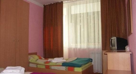 Отель Лазурь