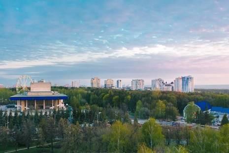 Azimut Отель Уфа