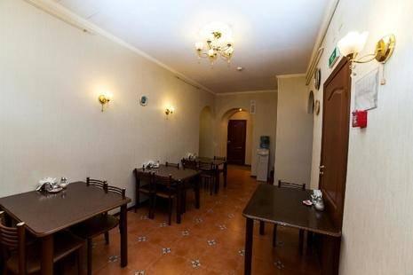Мини-Отель Амулет На Большом Проспекте