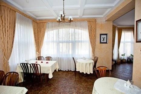 Гостиница Кошкин Дом