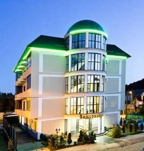 Отель Семирамида